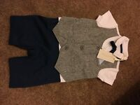 Brand new boys outfit from mothercare aged 3-6 months