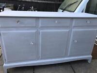 Refurbished Vintage Stag Dresser/Sideboard/Cupboard