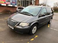 Chrysler Voyager 2.5 CRD SE Plus 5dr 7 SEATER, LONG MOT, TOW BAR