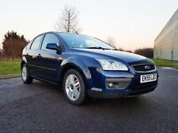 Ford Focus GHIA 55 Plate 1.6 5Dr Hatchback - Low Price for Quick Sale