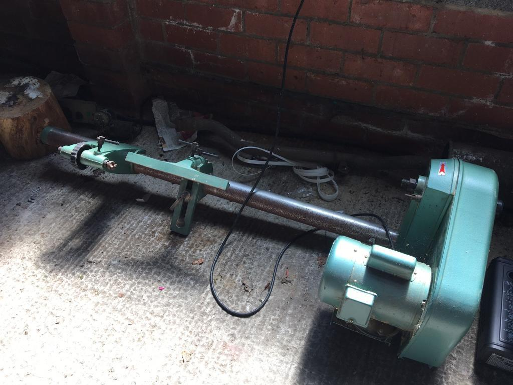 Wood lathein Crossgates, West YorkshireGumtree - Wood lathe for sale. Used but good condition. Collection ls15Heavy equipment