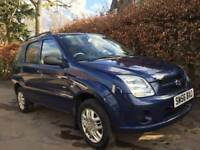 SUZUKI IGNIS 1.3 VVT **2006** MOT EXPIRES MARCH 2019** NEW CLUTCH** IDEAL FAMILY CAR**