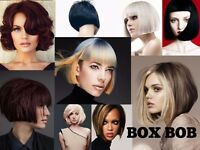 Models for BOB hairstyle wanted with GC AVEDA salons and spa