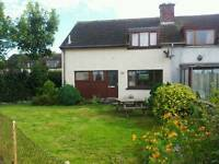 2 Bedroom semi detached house for rent