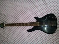 Stagg 5 string bass guitar