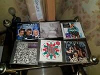 Around 69 old cds
