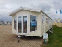 WILLERBY SIERRA HOLIDAY HOME - LOCATED AT SILVER SANDS HOLIDAY PARK LOSSIEMOUTH (STATIC CARAVAN)