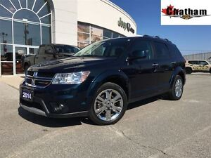 2014 Dodge Journey ***GOLD PLAN***ALL WHEEL DRIVE***