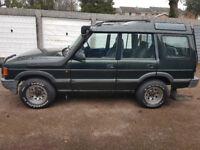 Land Rover Tdi Auto