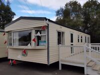 Cosalt Baysdale Static Caravan 36 x 12 fully sited and connected, 12 month park with Low site fees