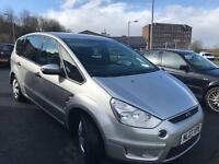 Ford Smax 1.8tdci 7 seater