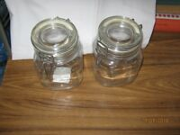 Kilner Jars and Bottles