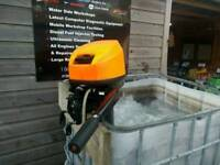 Mercury xr10 10hp outboard