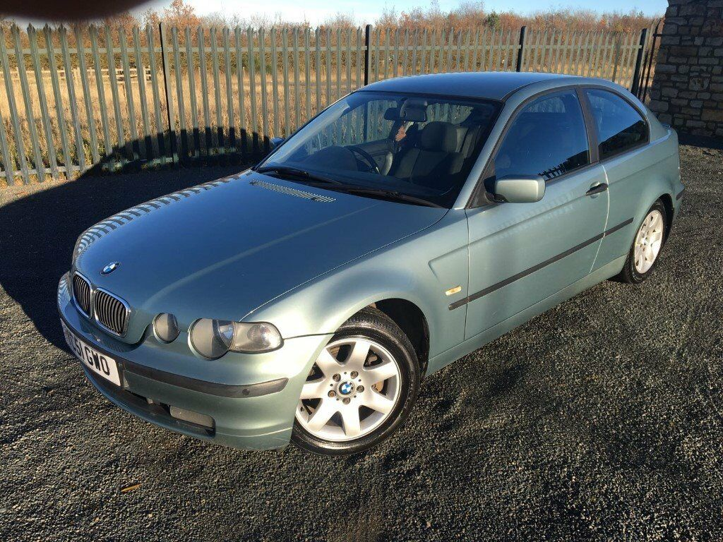 2001 51 bmw 320 td compact diesel 3 door hatchback nov 2017 m o t in nunthorpe north. Black Bedroom Furniture Sets. Home Design Ideas