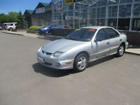 2001 Pontiac Sunfire Base