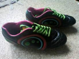 Optimum rugby boots size 9
