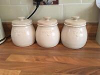 NEXT storage jars