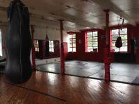Fitness studio/martial arts room to rent £15 per hour
