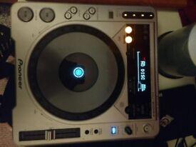 2x Pioner CDJ - 800MK2 + Behringer djx 750