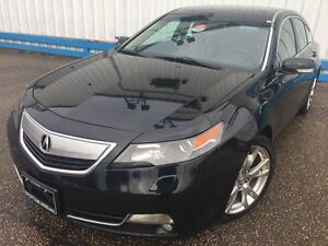 2012 Acura TL Elite Package AWD *NAVIGATION*