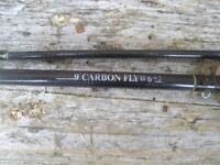 pateke morton fly fishing rod