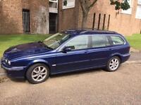 Jaguar x type estate diesel 2004