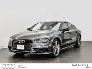 2017 Audi A7 3.0T Competition quattro 8sp Tiptronic