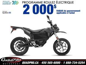 2018 Zero Motorcycles Zero FX ZF 7.2