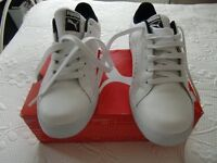 Mens puma game point trainers