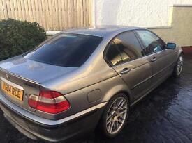 BMW 330d MSport low mileage