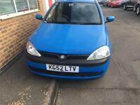 Corsa mot 11 months perfect drive
