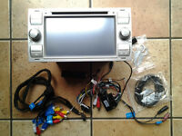 "XTRONS PF70FSFS-S 7"" Car Radio DVD GPS Ford Kuga Fiesta Focus Galaxy"