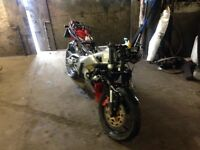 Yamaha r125 parts clearance