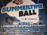 Capital's Summer Time Ball Tickets