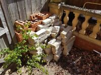 Variety of Bricks - Good Condition