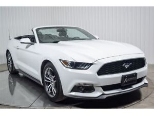 2017 Ford Mustang PREMIUM ECOBOOST CUIR MAGS