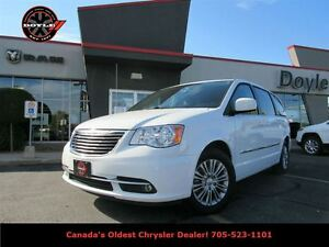 2016 Chrysler Town & Country TOURING W/LEATHER & DUAL BLUE-RAY D