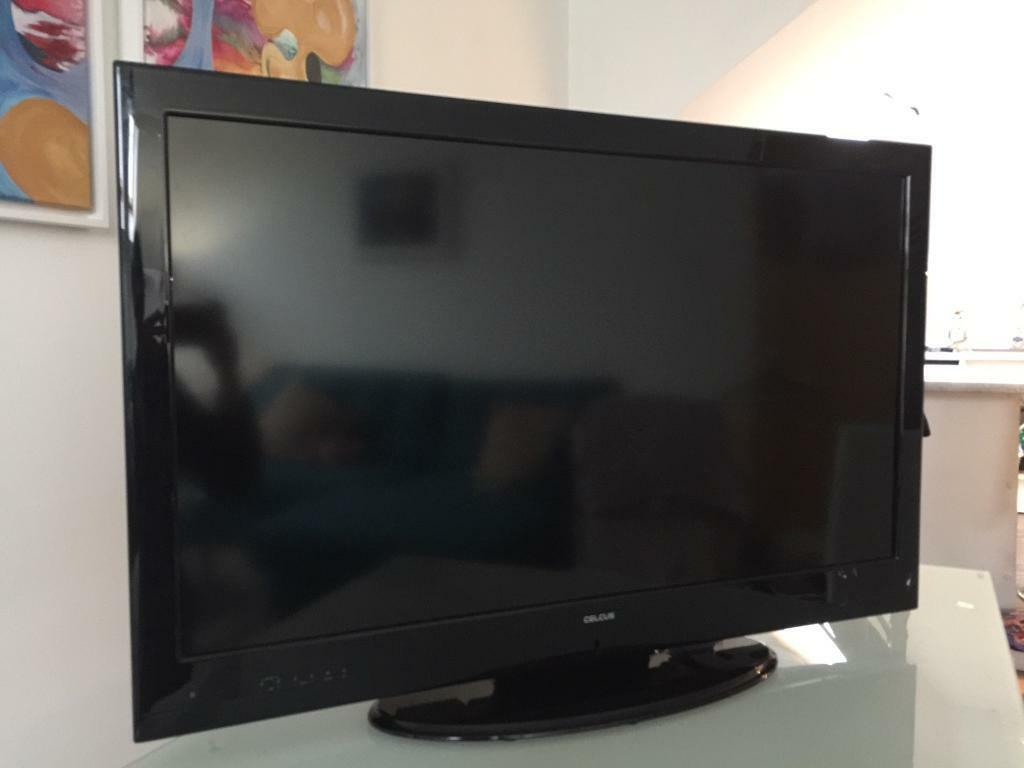 celcus 40 fhd lcd tv in sale manchester gumtree. Black Bedroom Furniture Sets. Home Design Ideas