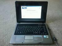 "Advent 7113 15.4"" laptop spares or repairs"