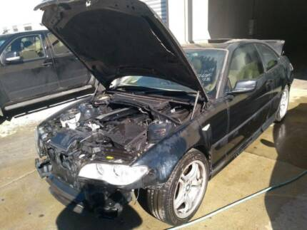 WRECKING 2005 BMW E46 330ci COUPE Seven Hills Blacktown Area Preview