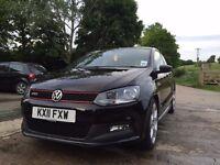 VW Polo GTI (2011) *FULL VW WARRANTY INCLUDED*