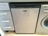 Beko, under counter, fridge and freezer for sale