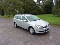 2005 VAUXHALL ASTRA 1.8 AUTO ESTATE - MOT OCTOBER 2021 - 2 OWNERS - FSH