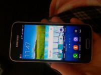 samsung s5 mini for sale exellent condition on o2