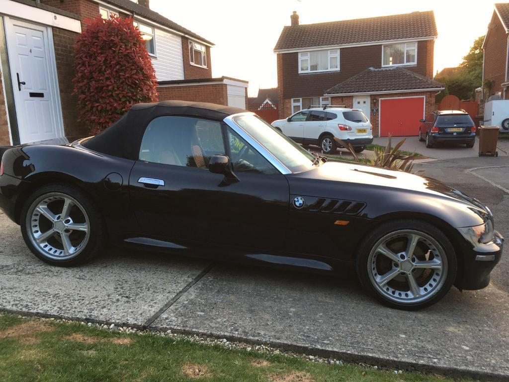 Bmw Z3 Roadster Convertible 1 9 Ac Schnitzer Alloys In