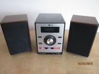 LG Micro HiFi System XA 14