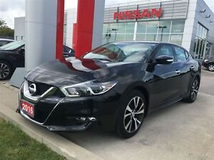2016 Nissan Maxima SV, NAVIGATION, REMOTE START, LEATHER