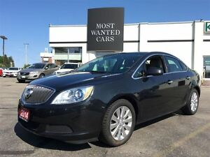 2014 Buick Verano LEATHER / CLOTH | NO ACCIDENTS Kitchener / Waterloo Kitchener Area image 2
