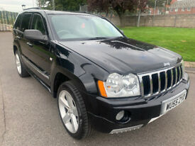 image for Jeep, GRAND CHEROKEE, Estate, 2005, Other, 2987 (cc), 5 doors