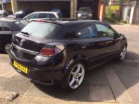VAUXHALL ASTRA 1.9 CDTI DIESEL 3 DOOR COUPE LONG MOT MAY 2018 PX WELCOME